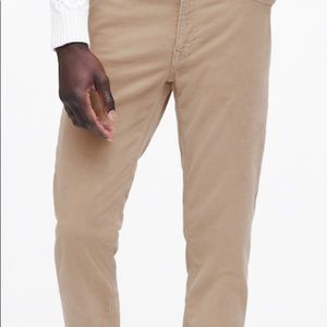 Banana Republic Slim Fit Traveller Pants